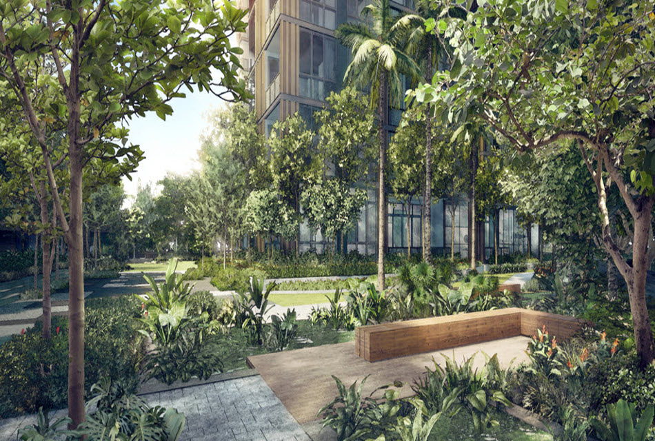 Luxurious New Condo Launch Singapore | Martin Modern