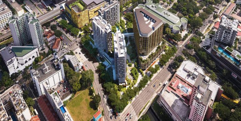 Park-Place-Residences-top-view