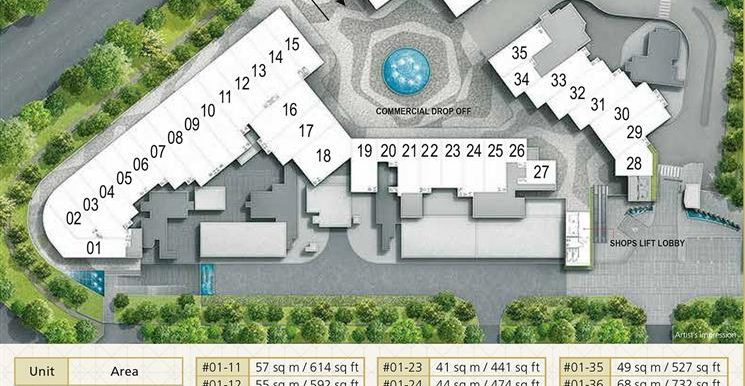 Stars-of-kovan-Commercial-Site-Plan