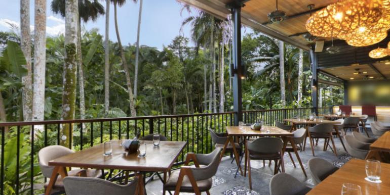 botanic garden cafe