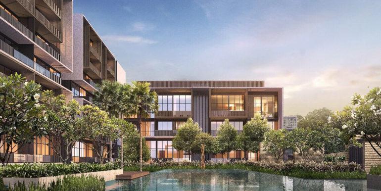 kandis residence pool