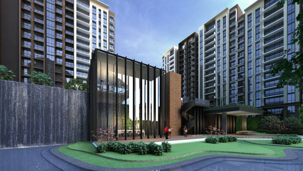 new condo launch park colonial