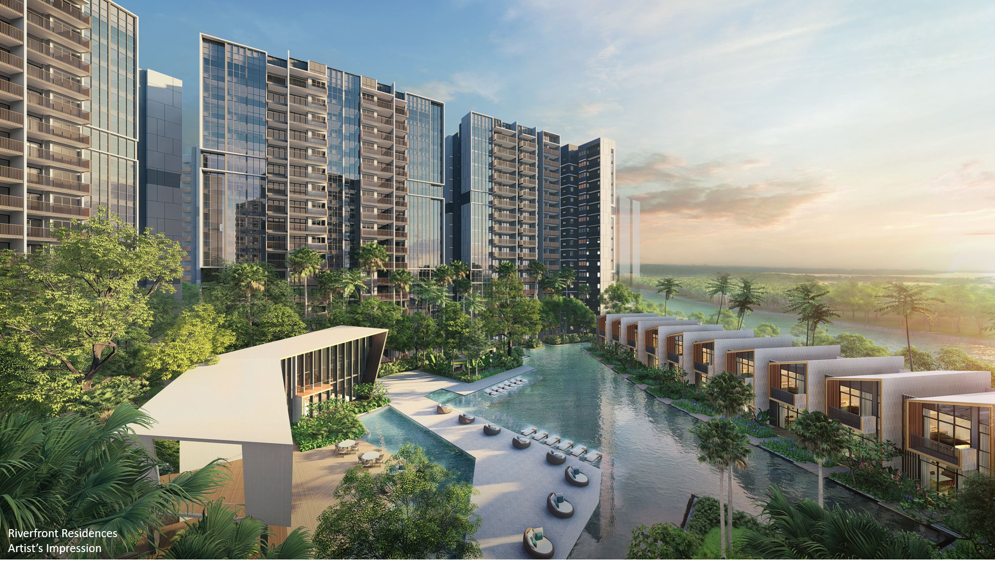 Riverfront Residences | New Launch Condo 2019