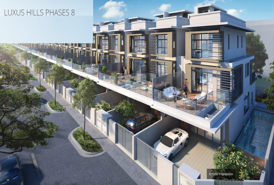 LUXUS HILLS PHASE 9