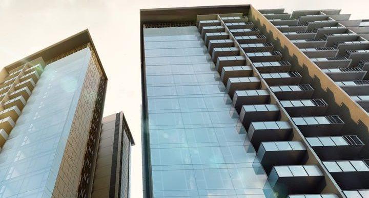 new condo parc esta facade