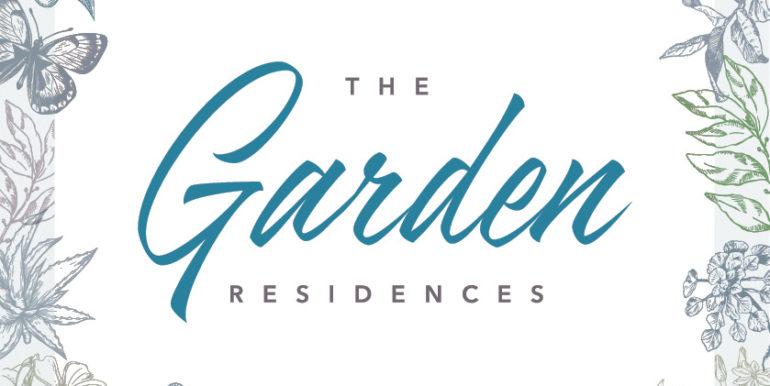 Garden residences logo