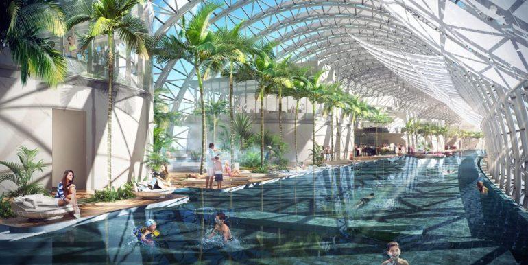 raffles city chongqing amenities