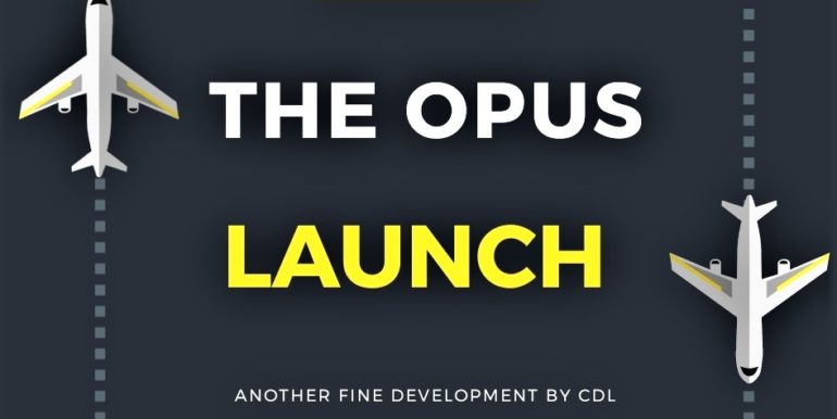 the opus launch
