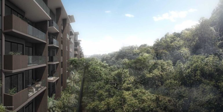 Kent Ridge Hill Residences Forest View