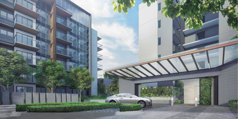 Fourth Avenue Residences Arrival