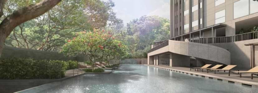 3 Orchard By The Park Poolside