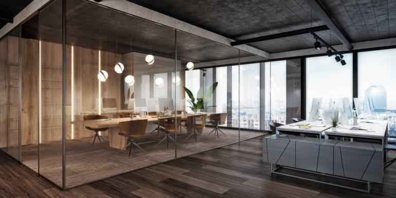flatiron office suite view